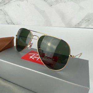 Ray-Ban large metal aviator classic RB3025 sunglasses'